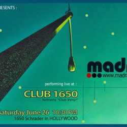 Club 1650, design : Dan