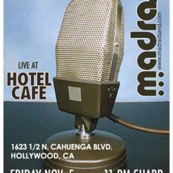 Hotel Cafe, design : Mark